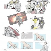 storyboard for Havas Life Milan