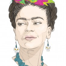 the magnificent Frida