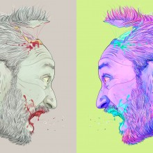 """The WATCHING dead""Gianluca Nicoletti"